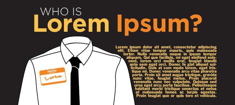 What is Lorem ipsum