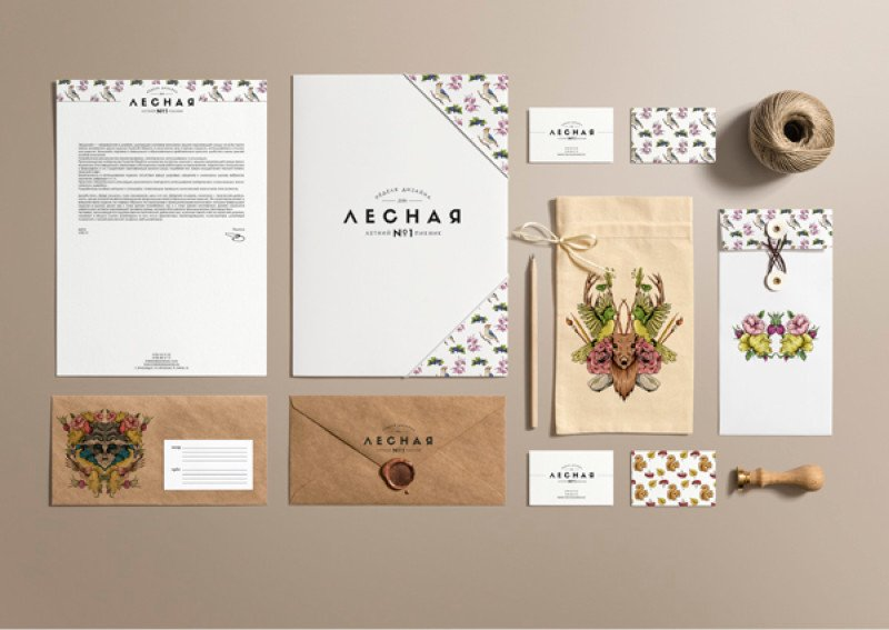 professional stationery design have their impact on business