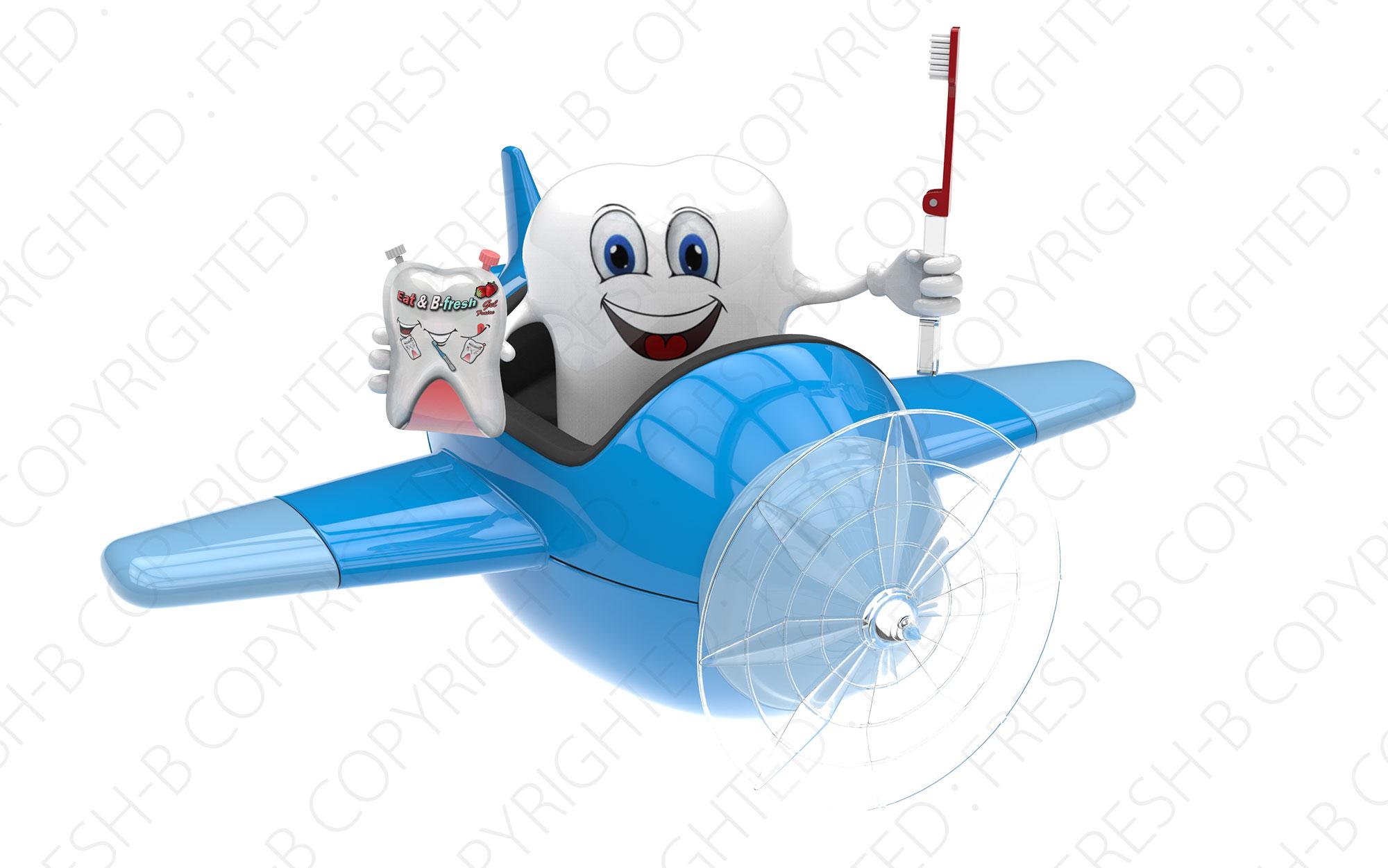 3D-teeth-in-aeroplane